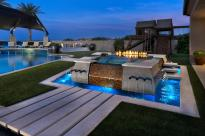 Outdoor Oasis Ultimate Awards Also Modern Luxury Backyards