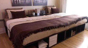 Oversize Bed
