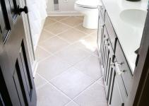 Painted Tile Grout Refresh Bless House