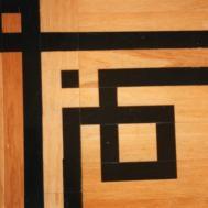 Painted Wood Floors Faux Marble Woodgraining