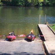 Panoramio Kayaks Fredericksburg City Dock