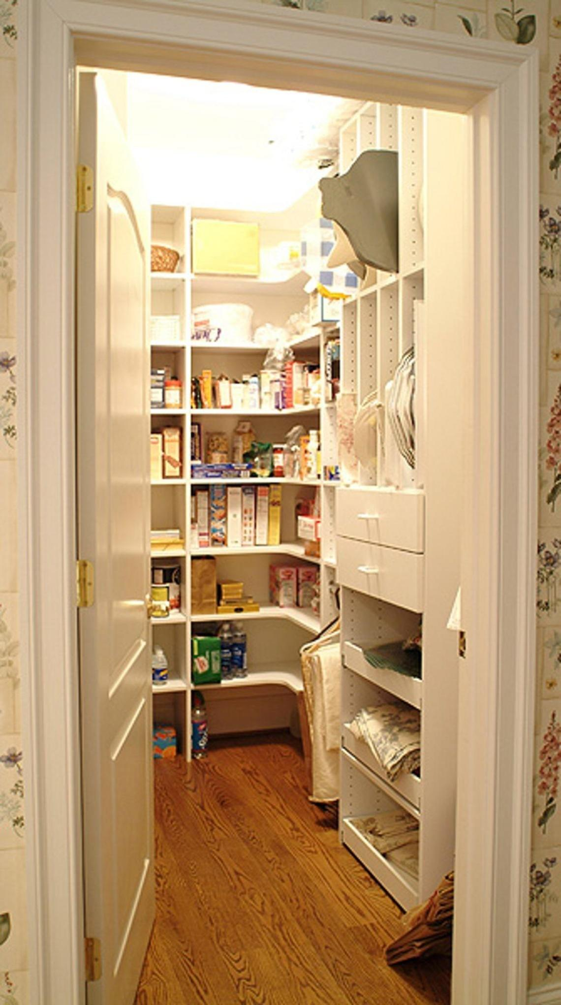 37 Mind Blowing Kitchen Pantry Design Ideas That Will Make You Say Wow Images Decoratorist