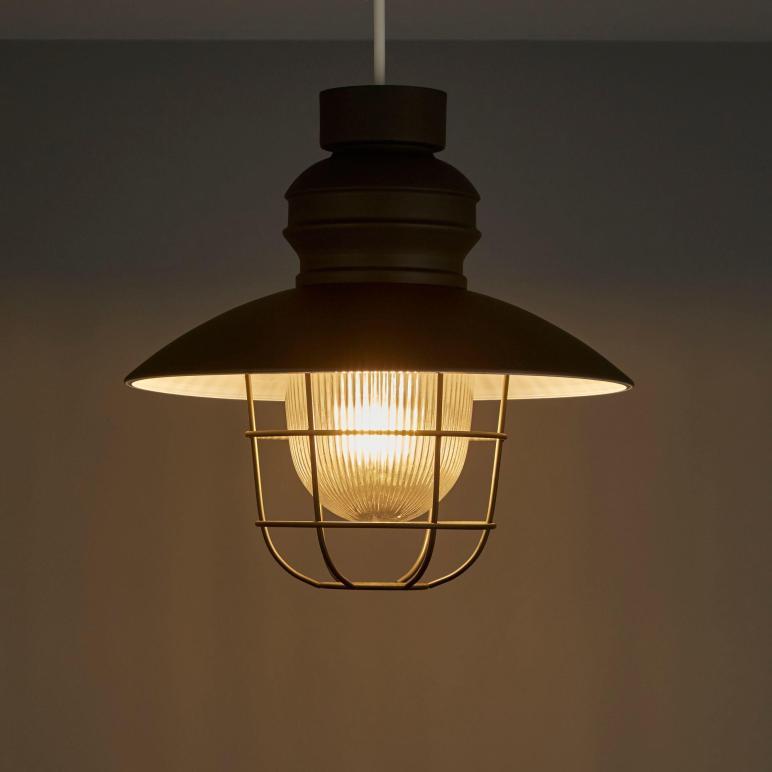 Paper White Floor Lamp Departments Diy
