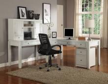 Parker House Boca Modular Home Office Set Boc Mset2