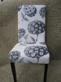 Parson Reupholstering Chair Design 2804 Latest