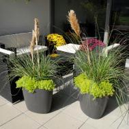 Patio Garden Planter Pots Modern Tokyo