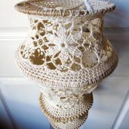 Pattern Crochet Lampshade Squareone