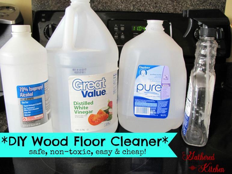 Pdf Diy Wood Floor Cleaner Heater