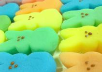 Peeps Marshmallow Easter Soaps Cute Colorful Assortment