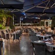 Peninsula Beverly Hills Roof Garden