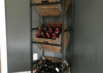 Perfect Your Bar Best Diy Wine Rack Ideas