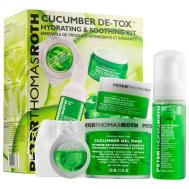 Peter Thomas Roth Cucumber Gel Mask Four Piece Tox