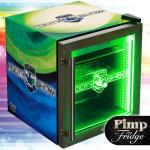 Pimp Fridge Custom Brands Glass Door Bar Fridges Making