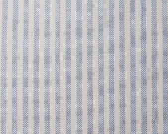 Pin Point Duvet Blue White