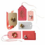 Pinecone Embellished Gift Martha Stewart