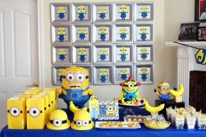 Planning Fun Party Your Minions Adorable Diy