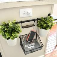 Polka Dots Country Diy Charging Stations