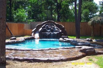 Pool Ideas Swimming Waterfall Design