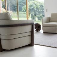 Porada Arena Armchair Furniture Modern