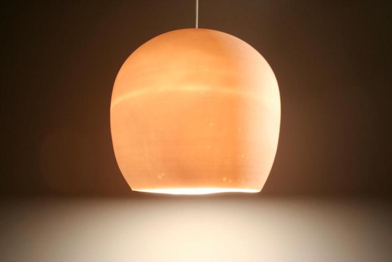 Porcelain Pendant Light Treasures
