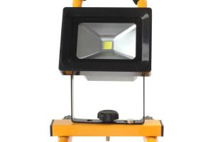 Portable Outdoor Camping 10w Rechargeable Waterproof Led