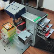 Portable Workstation Toolbox Steps
