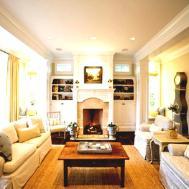 Pottery Barn Blue Living Room Design Ideas