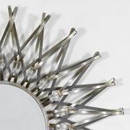 Prepossessing Geometric Wall Mirror Inspiration Design