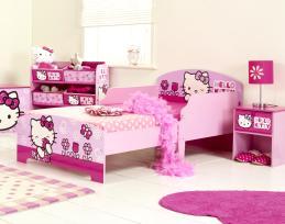 Pretty Kids Bedroom Girls Barbie Fancy Kid
