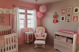 Pretty Shabby Chic Nursery Modern Home Interiors Best