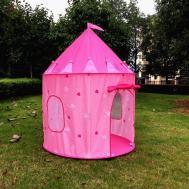 Prince Princess Castle Kids Play Tent Girl Children