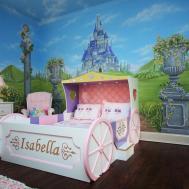 Princess Carriage Bedroom Hulfish