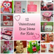 Princess Thing Valentine Box Ideas Kids