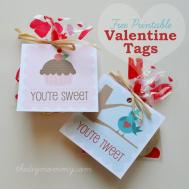 Printable Valentine Thediymommy Sarnia