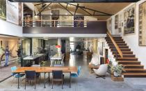 Property Week Artist Converted Warehouse