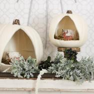 Pumpkin Dioramas Year Hottest Halloween Trend