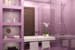 Purple Bathroom Decor Ideas Tips