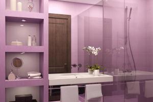 Purple Bathroom Decor Ideas Tips