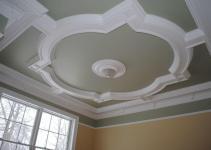 Quatrefoil Coffered Ceiling Design Part Two
