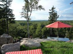 Quebec Luxury Log Home Northumbrian Holidays