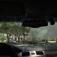 Rain Interior Glass Anti Fog