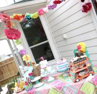 Rainbow Scrapbooks Cinco Mayo Party Diy Ideas