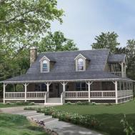 Ranch Style Home Plans Porch House Plan 2017