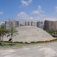Rashid Karami International Fair Oscar Niemeyer