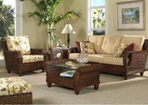 Rattan Furniture Sunroom