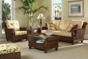 Rattan Furniture Sunroom