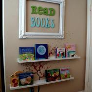 Reading Nook Kids Diy Inspired