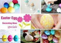 Really Cool Diy Easter Egg Decorating Ideas Part