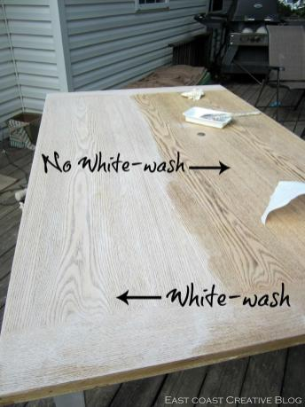 Refinished Dining Room Table Furniture Makeover East