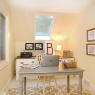 Remodelaholic 250 Budget Home Office Makeover Diy